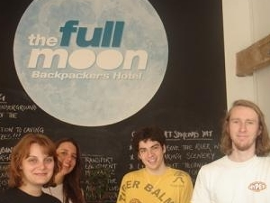 The Full Moon Backpackers
