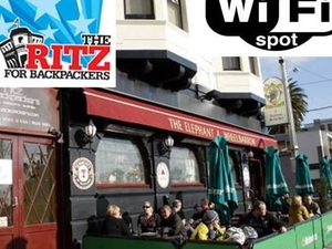 The Ritz for Backpackers