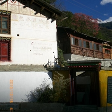 Tiger Leaping Gorge Janes Tibetan Guesthouse
