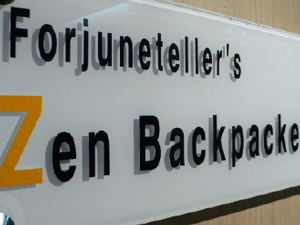 Zen Backpackers
