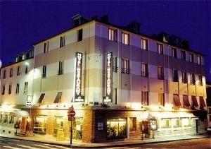 Atel Hotel De Geneve