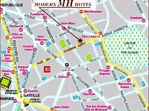 Atel Modern Paris