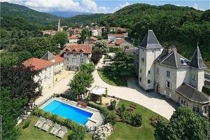Chateau De La Commanderie-spa