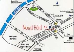 Atel Nouvel Hotel Eiffel