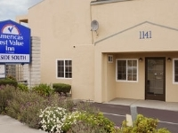 Americas Best Value Inn Seasid
