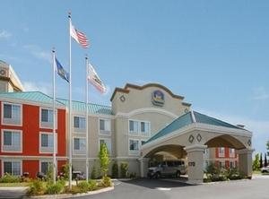Best Western Airport Inn Suite