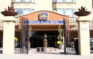 Bw Plus Seville Plaza Hotel