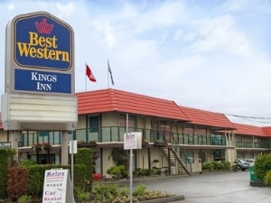 Best Western Kings Inn And Con