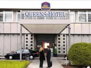 Best Western Queens Karlsruhe