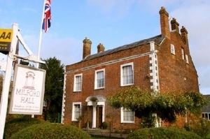 Milford Hall Classic Hotel