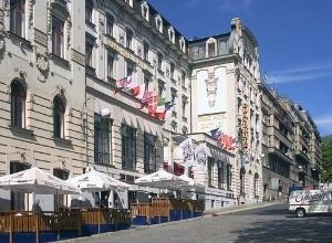 Clarion Hotel Grand Zlaty Lev