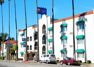 Comfort Inn Near Santa Monica