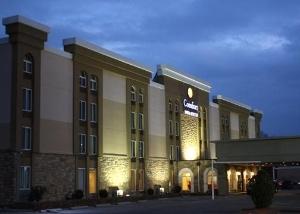 Comfort Inn And Suites East Ha