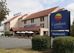 Comfort Hotel Enzo Montlucon