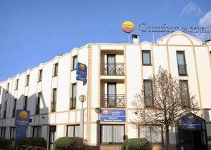 Comfort Hotel Bezonsla Defense