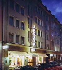 Comfort Hotel Andi Munich City
