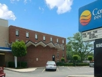 Comfort Inn And Suites Downtow