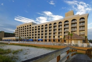 Courtyard Marriott Oceanfront