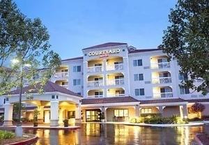 Courtyard Marriott Novato Mrin