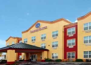 Comfort Suites Downtown