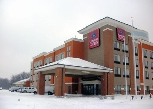 Comfort Suites East Broad At 2