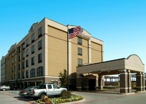 Comfort Suites Dfw and Grapevine