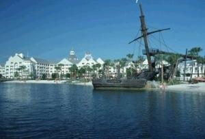 Disneys Yacht Club Resort
