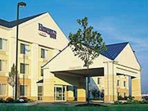 Fairfield Inn Marriott Wiliams