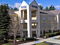 Fairfield Inn Marriott Scarbor