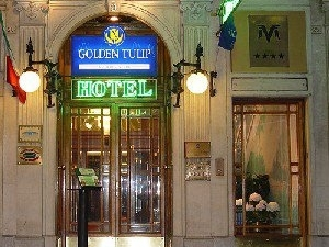 Golden Tulip Moderno Verdi Hot