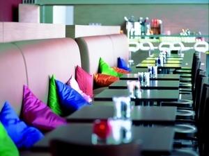 Stroom Bar Lounge Kitchen Hote