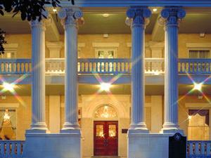 Mansion At Judges Hill