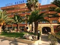 Setar Palace Hotel 4 Torri
