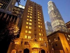 Hilton Los Angeles Checkers