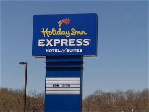 Holiday Express and Suites Ashland