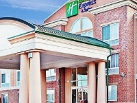 Holiday Express and Suites Ames