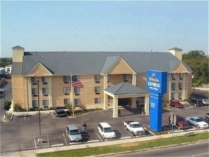 Holiday Express and Suites Brownwood