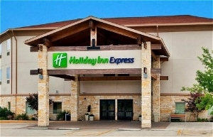 Holiday Express and Suites Salado