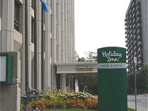 Holiday Inn Hotel Stes Downtown