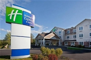 Holiday Express and Suites Tilton