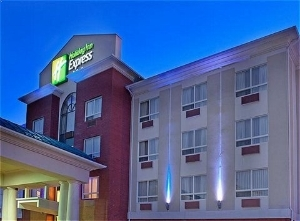 Holiday Express and Suites Edson
