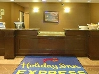 Holiday Express and Suites Livermore