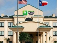 Holiday Express and Suites Hou Alvin