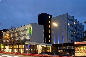 Holiday Inn Exp Hamburg City