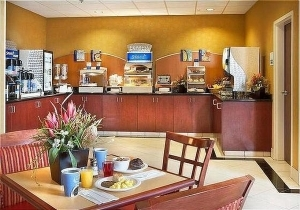 Holiday Express and Suites Minden