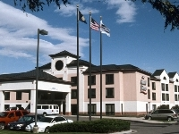 Howard Johnson Express Inn B
