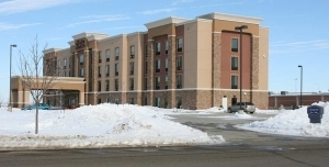 Hampton Inn Suites Watertown