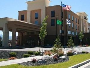 Hampton Inn Suites Spokane