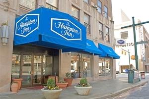 Hampton Inn Indy Dwtn City Center