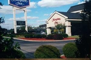 Hampton Inn Uniontown Pa